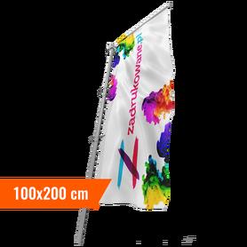 Flaga 100 x 200cm