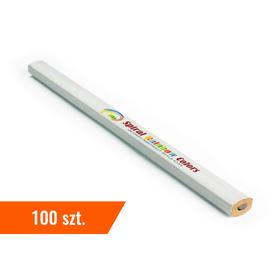 Ołówek Stolarski z nadrukiem UV - 100 sztuk